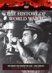 WWII - War File: History of World War II, Volume 2