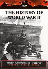 WWII - War File: History of World War II, Volume 3
