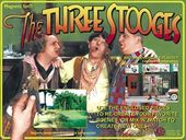 The Three Stooges - Mix N Match Playset