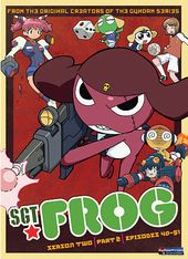 Sgt. Frog - Season 2, Part 2 (2-DVD)