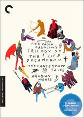 Trilogy of Life (Blu-ray)