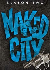 Naked City - Season 2 (8-DVD)