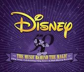 Disney: The Music Behind the Magic (2-CD)