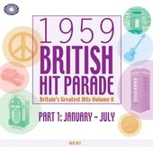 1959 British Hit Parade, Volume 8