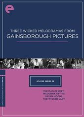 Three Wicked Melodramas from Gainsborough