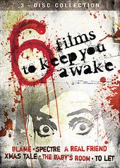 6 Films to Keep You Awake (4-DVD)