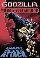 Godzilla, Mothra, and King Ghidorah: Giant