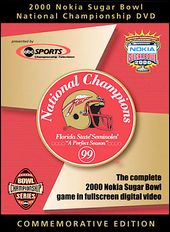 2000 Sugar Bowl - Florida State Vs. Virginia Tech