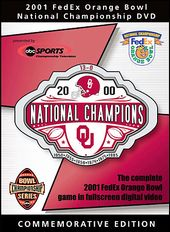 2001 Orange Bowl - Oklahoma Vs. Florida State