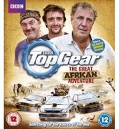 Top Gear - Great African Adventure (Blu-ray)