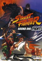 Street Fighter Round One - FIGHT! [Motion Comic]
