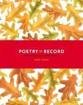 Poetry On The Records: 98 Poets Read The Work,