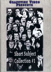 Short Subject Collection #1 (1922-1934) (Silent)