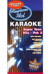 American Idol - Karaoke Super Teen Hits, Pak 2