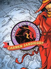 Where on Earth is Carmen Sandiego? - Complete 1st