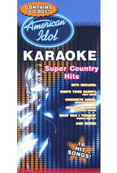 American Idol - Karaoke Super Country Hits (2-CD)