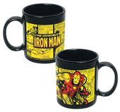 Marvel Comics - Iron Man - Comic Wrap 11 oz.