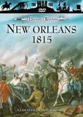 History of Warfare - New Orleans 1815