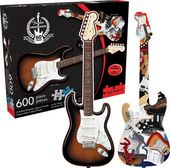 Fender - Stratocaster 600pc 2-Sided Puzzle