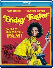 Friday Foster (Blu-ray)