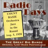 Jazz in the Round: August 5, 1958