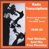 Radio Transcriptions 1929-1930 (Live)