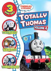 Thomas & Friends - Totally Thomas, Volume 4