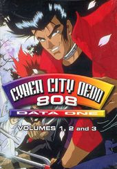 Cyber City Oedo 808: Data One