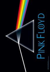 Pink Floyd - Dark Side Of Moon: Flag / Poster /