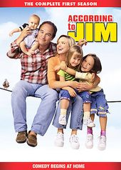 According to Jim - Season 1 (4-DVD)