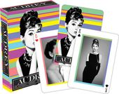 Audrey Hepburn - Playing Cards