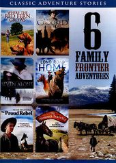 Family Frontier Adventures (2-DVD)