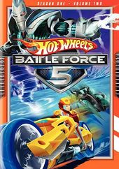 Hot Wheels: Battle Force 5 - Season 1, Volume 2