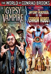 Gypsy Vampire (2005) / Saturn Avenger Vs. The