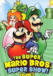 Super Mario Brothers Super Show, Volume 2 (4-DVD)