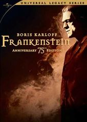 Frankenstein (75th Anniversary Edition - 2-DVD)