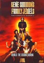 Gene Simmons Family Jewels - Season 2 (3-DVD)