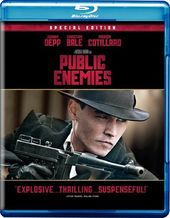 Public Enemies (Blu-ray)