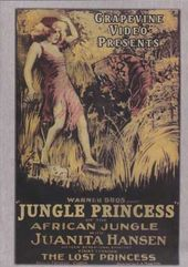 The Jungle Princess (Silent)