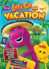 Barney - Let's Go On Vacation