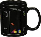 Tetris - Heat Activated 11 oz. Ceramic Mug