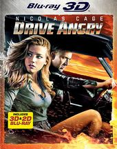 Drive Angry (Blu-ray, 2D, 3D)