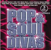 Pop & Soul Divas (3-CD Set)
