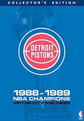 Basketball - NBA Detroit Pistons 1989 Champions: