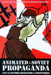Animated Soviet Propaganda (3-DVD)