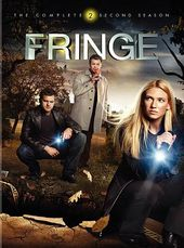 Fringe - Complete 2nd Season (6-DVD)
