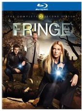 Fringe - Complete 2nd Season (Blu-ray)