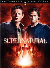 Supernatural - Season 5 (6-DVD)