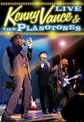 "Kenny Vance and the Planotones Live - 11"" x 17"""