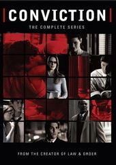 Conviction - Complete Series (3-DVD)